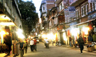About Thamel